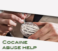 Cocaine Abuse Help