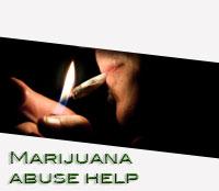Marijuana Abuse Help
