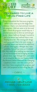 Living Drug Free | Narconon Fresh Start Success Story