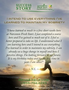 Maintaining Sobriety After Narconon Fresh Start