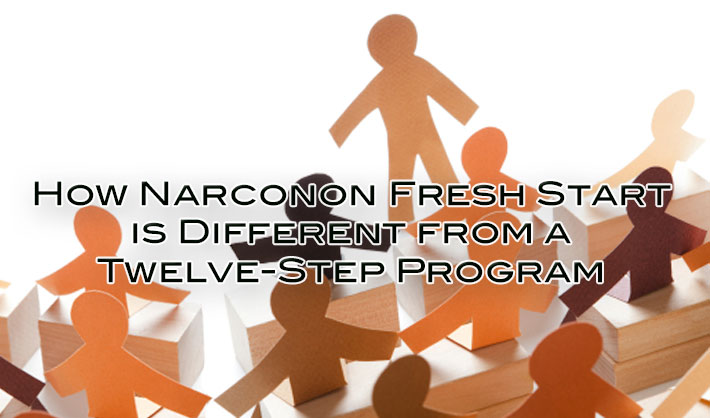 How Narconon Fresh Start is Different from a 12 Step Program
