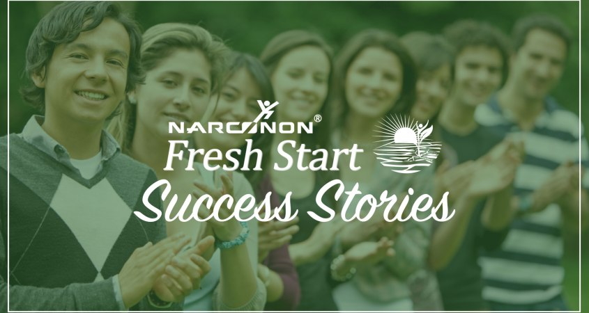 Narconon Fresh Start Success Stories