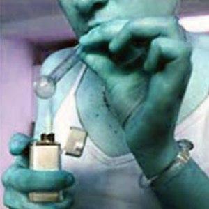 Smoking Methamphetamine