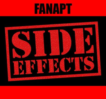 Fanapt Side Effects