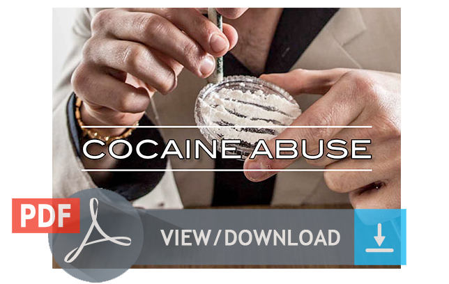 Download Cocaine Abuse Brochure