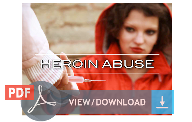 Download Heroin Abuse Brochure